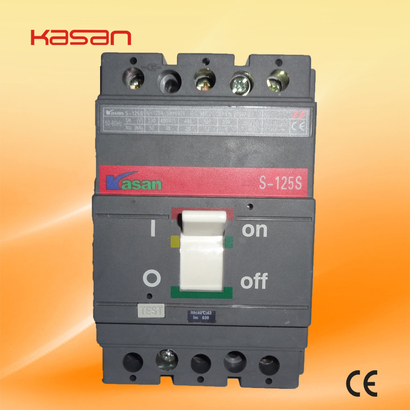 Moulded Case Circuit Breaker (S-125S)