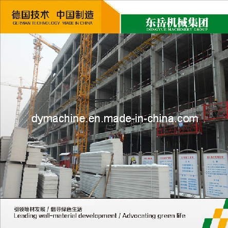 China Full Automatic Light Weight Fly Ash AAC Block Production Line