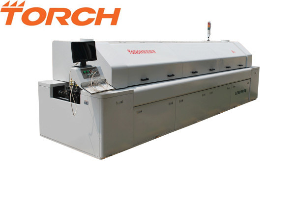 8heating Zone SMT Leadfree Welding Oven A8 (TORCH)