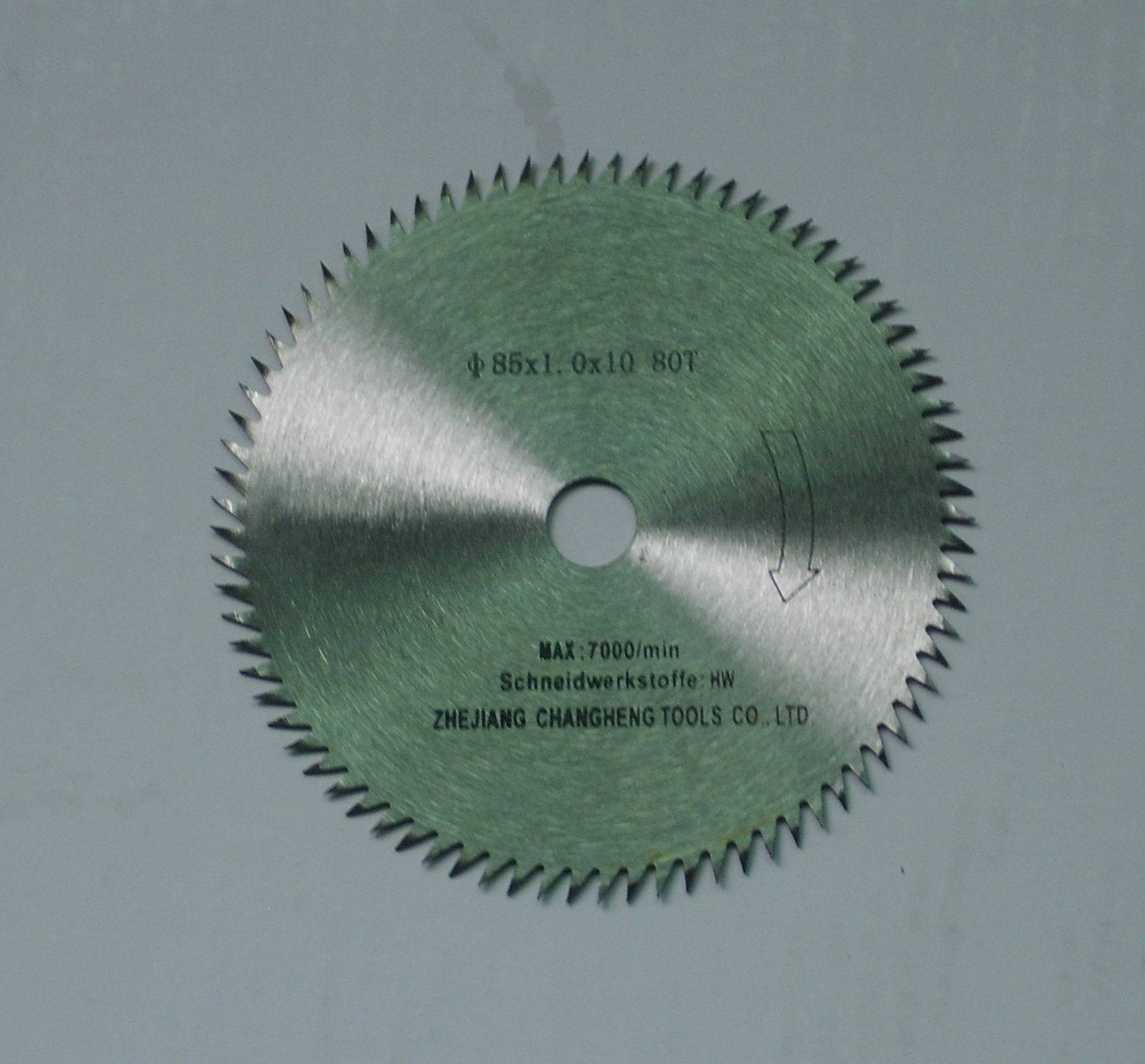 Saw Blade For Cutting Wood