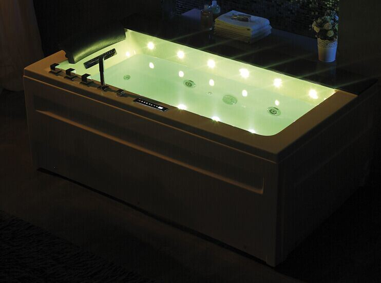 China 2 Person Indoor Massage SPA Whirlpool for Bath Photos ...