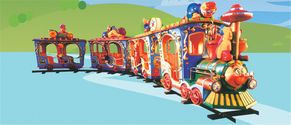 Amusement Park Mini Electric Train (TY-41274)