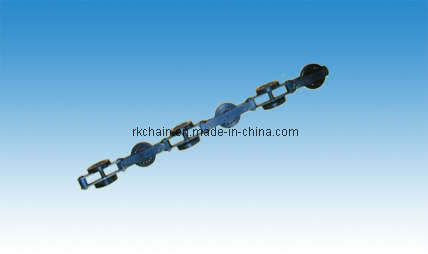 Overhead Trolley Conveyor Chain (Double Chain Plate) (250) pictures & photos