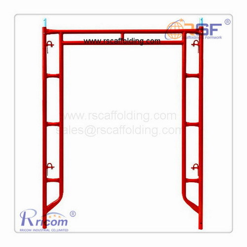 China Scaffold Walk Through Frames for Scaffolding/ Lock Frame ...