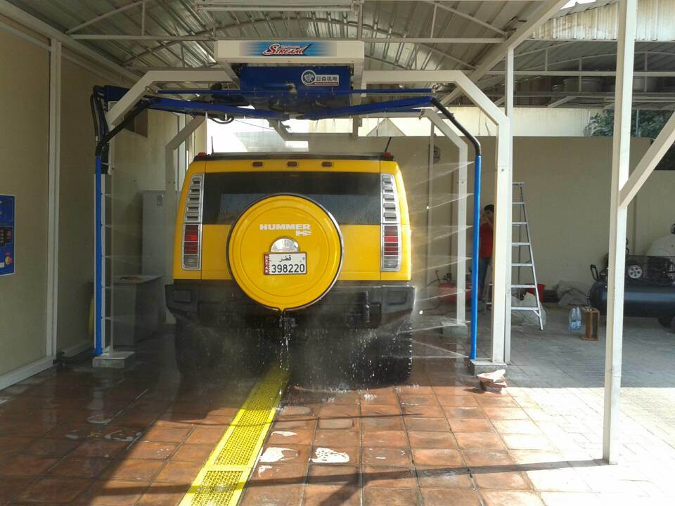 Automatic Car Wash Machine for Washing Vehicle pictures & photos