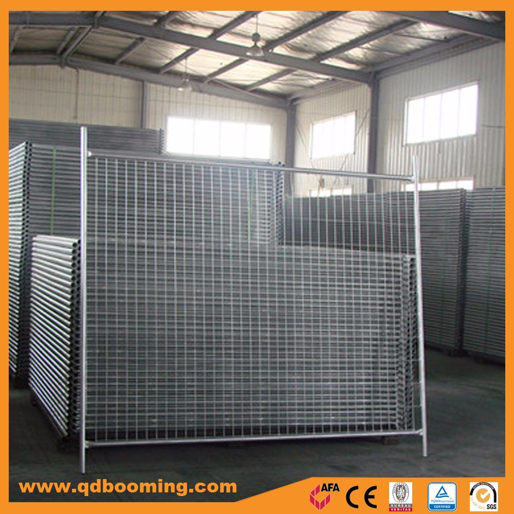 China Low Level Wire Mesh Temporary Fence Hire for UK Market - China ...