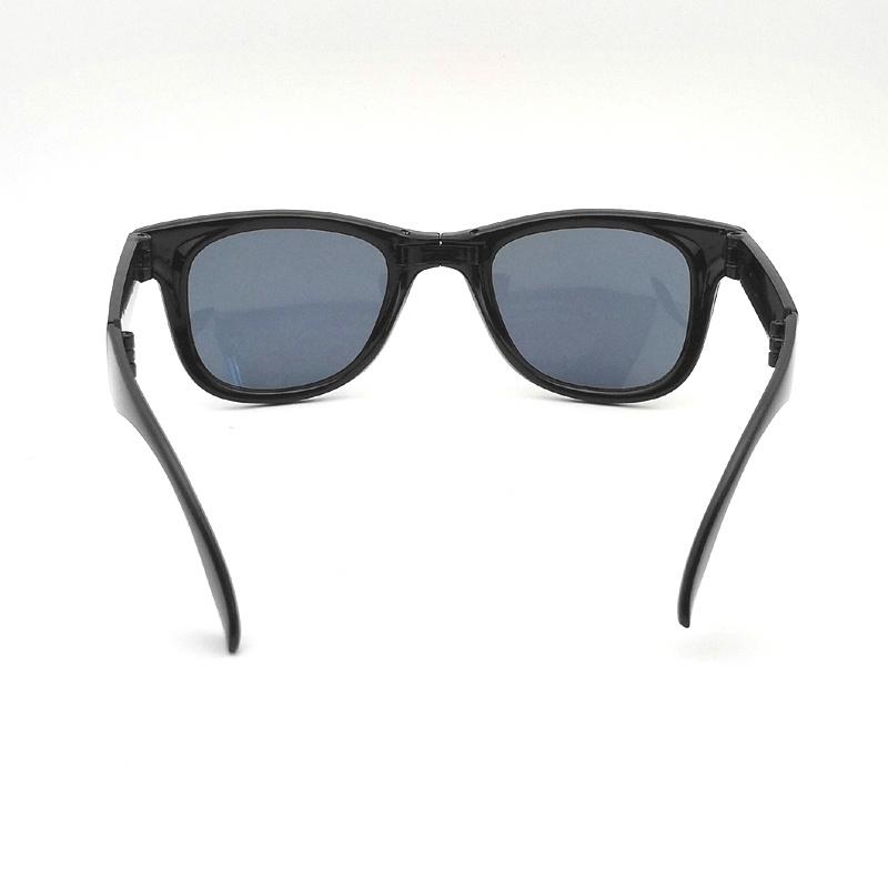 8b735b16ebb97 FDA Standards Custom Logo Fashion Designer Sunglass Promotion Gift Folding  Sunglasses