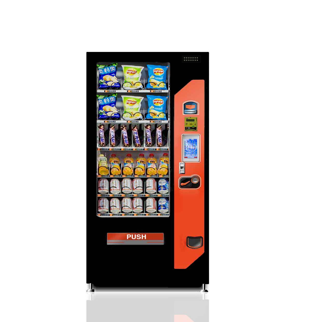 Mini Vending Machine >> Hot Item Xy Mini Vending Machine With Cooling System Xy Dle 6a