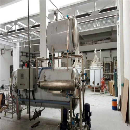 2016 Popular Food Processing Machine Steam Sterilizer Autoclave