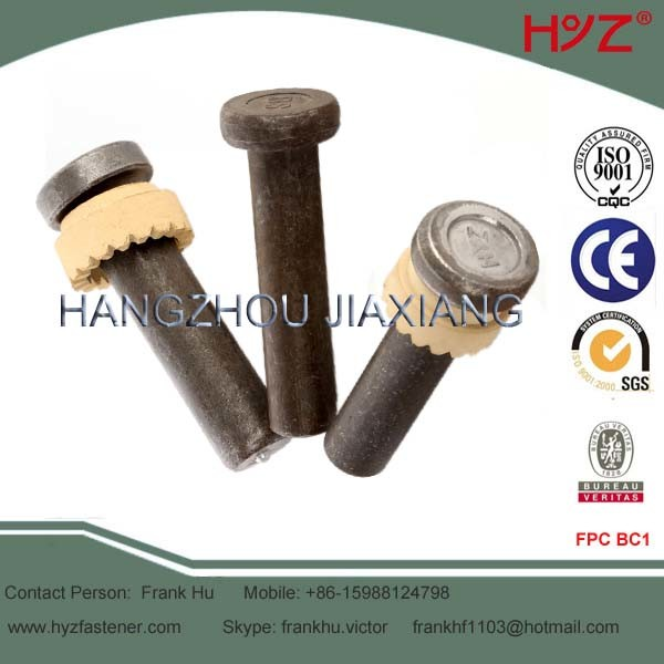 China High Quality Shear Stud With Fpc Certification China Stud
