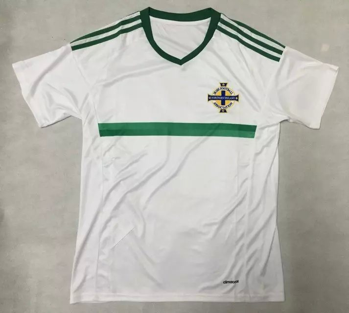 online store 8bef9 81a00 [Hot Item] Euro 2016 Northern Ireland Soccer Jersey
