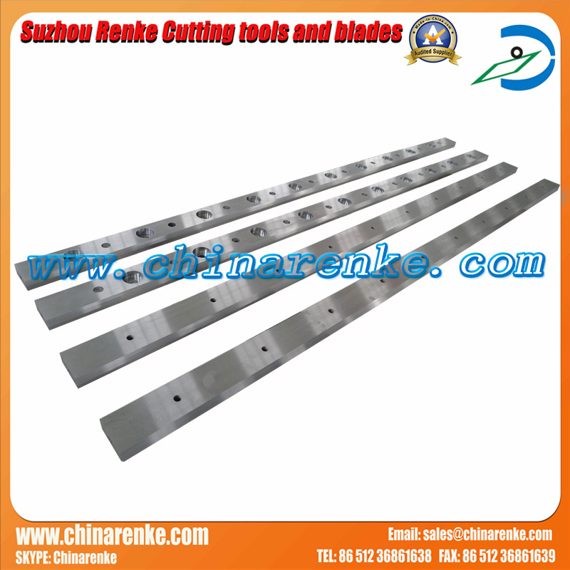 Steel Cutting Metal Blade for Shearing Machine pictures & photos