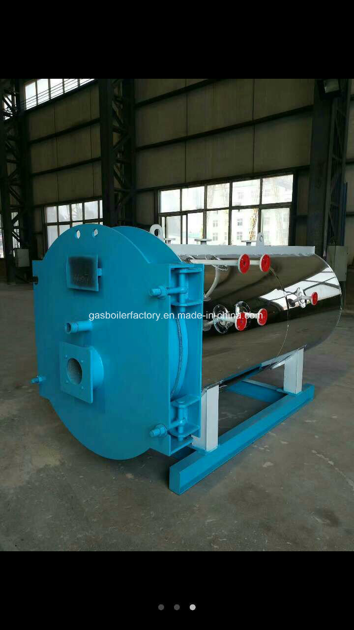 China 0.5 Ton Vertical Small Laundry Steam Boiler Natural Gas ...