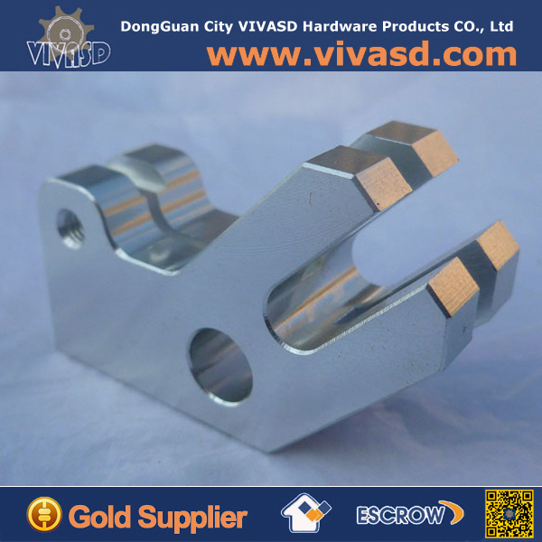 Excelsior CNC Machining Aluminum Sandblasting Parts pictures & photos