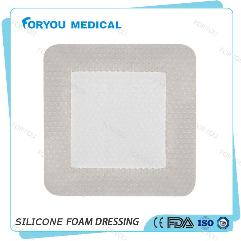 Foryou Advanced Wound Care Dressing for Silicone Foam Dressing pictures & photos