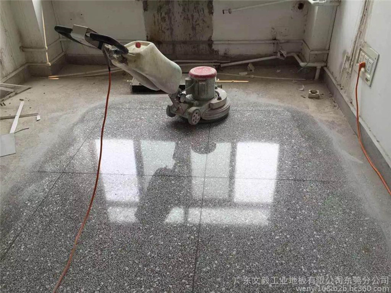 Hot Item Terrazzo Flooring Design Fullbody Porcelain Tile Building Material