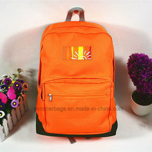 2016 Hot Sale Promotional 600d Polyester Backpack