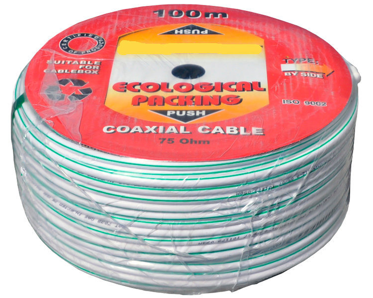 Sat703 RF Coaxial Cable RG6 for Satellite TV pictures & photos