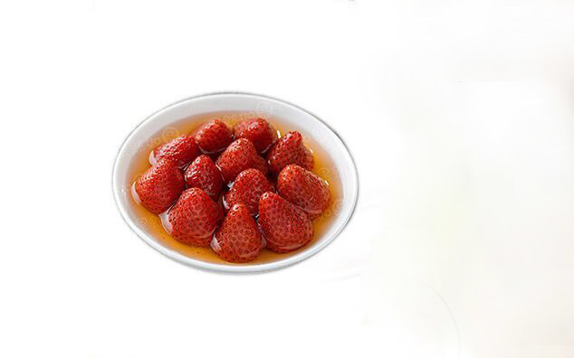 Canned Strawberry with Best Quality