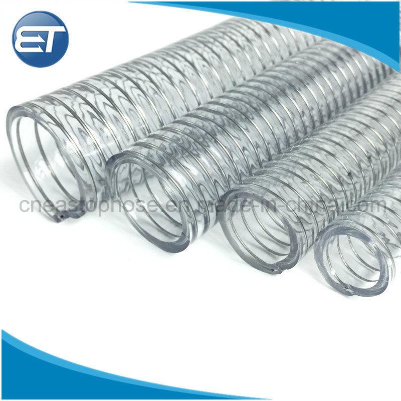 China Pvc Steel Wire Reinforced Hose, Pvc Steel Wire Reinforced Hose ...