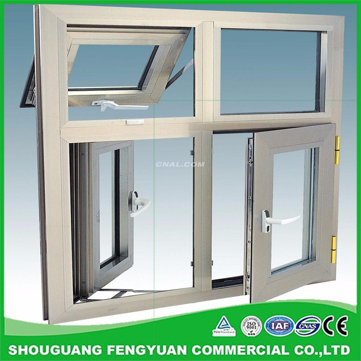 Energy-saving glass for plastic windows 74