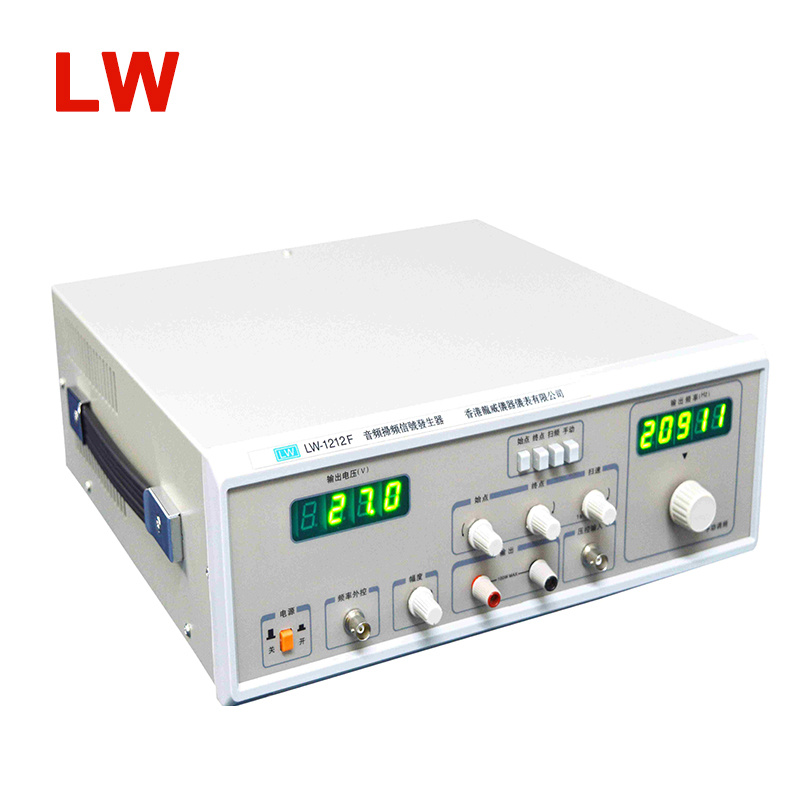 China Lw1212bl Audio Frequency Sweeper Generator 20W - China