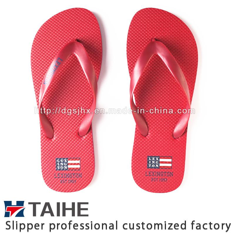 2ebec673e China Wholesale Factory Custom Popular Design Rubber EVA Flip Flops - China Flip  Flops