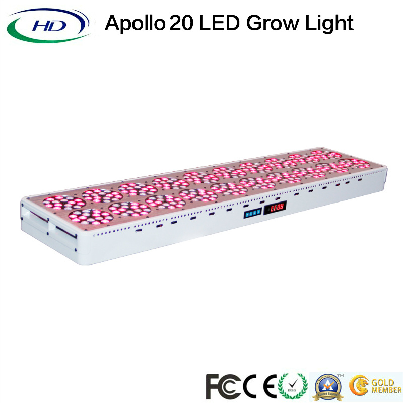 3W*300PCS Full Spectrum Apollo 20 LED Grow Light pictures & photos