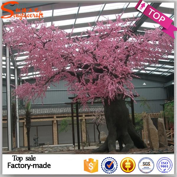 China High Quality Japanese Red Sakura Flower Cherry Blossoms Tree
