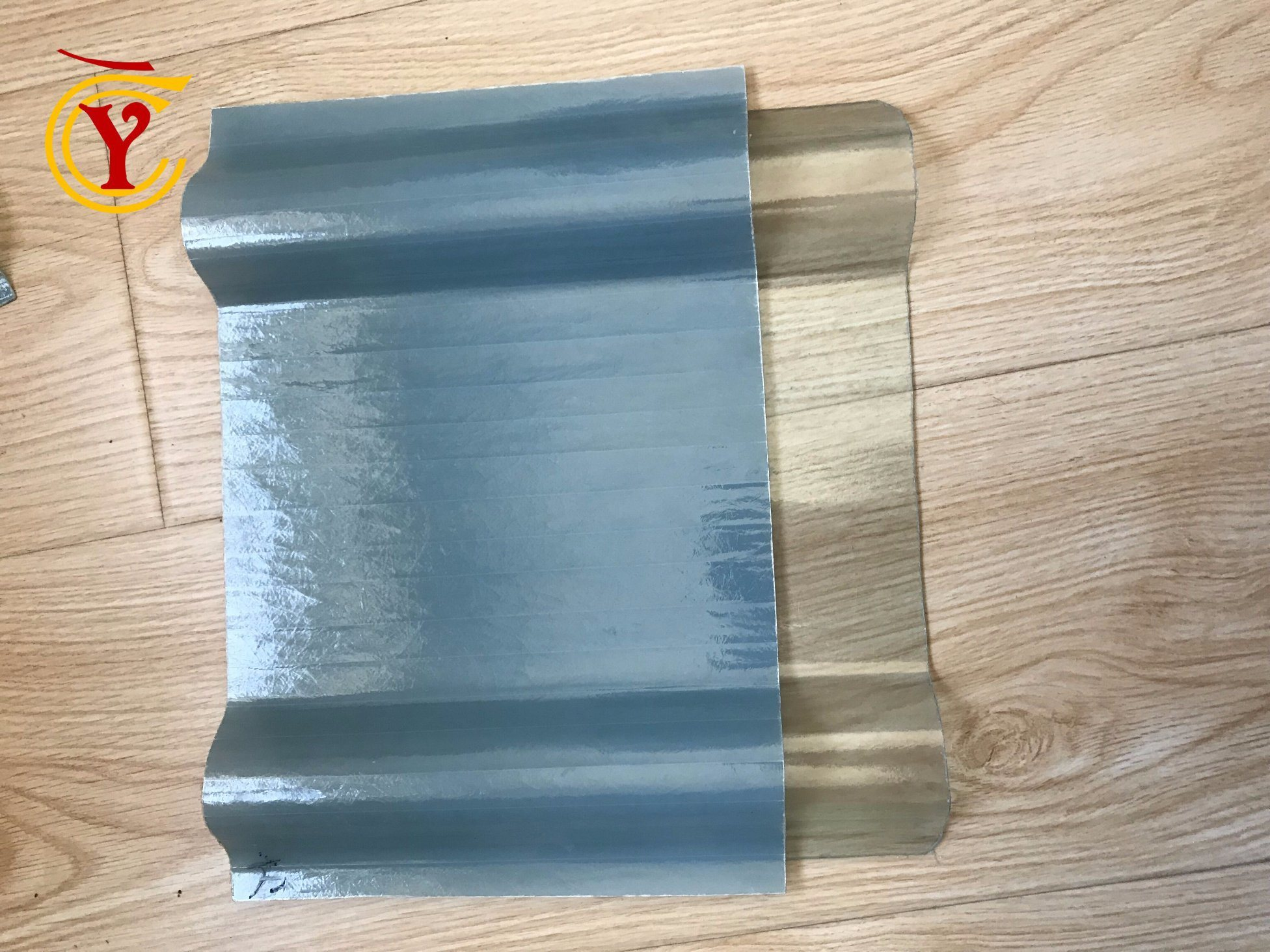China Plastic Roofing, Residential Building of Clear Fiberglass ...