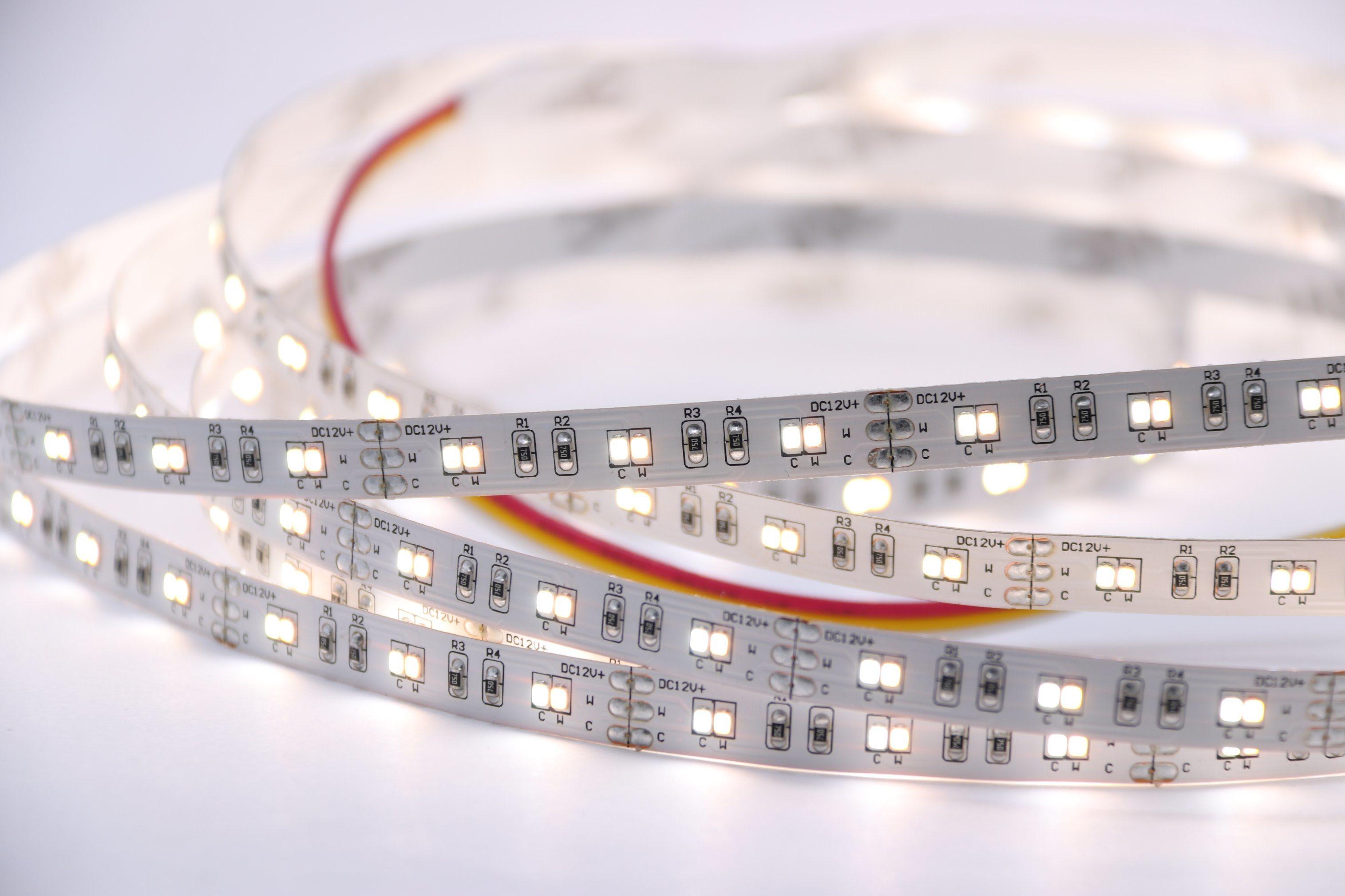 Outdoor Lighting 24V 240LEDs/M 5m/Roll LED Strip Light SMD 2216 Customized Single Color Flexible LED Strip Eco-Friendly Flexible LED Light Bar for ...