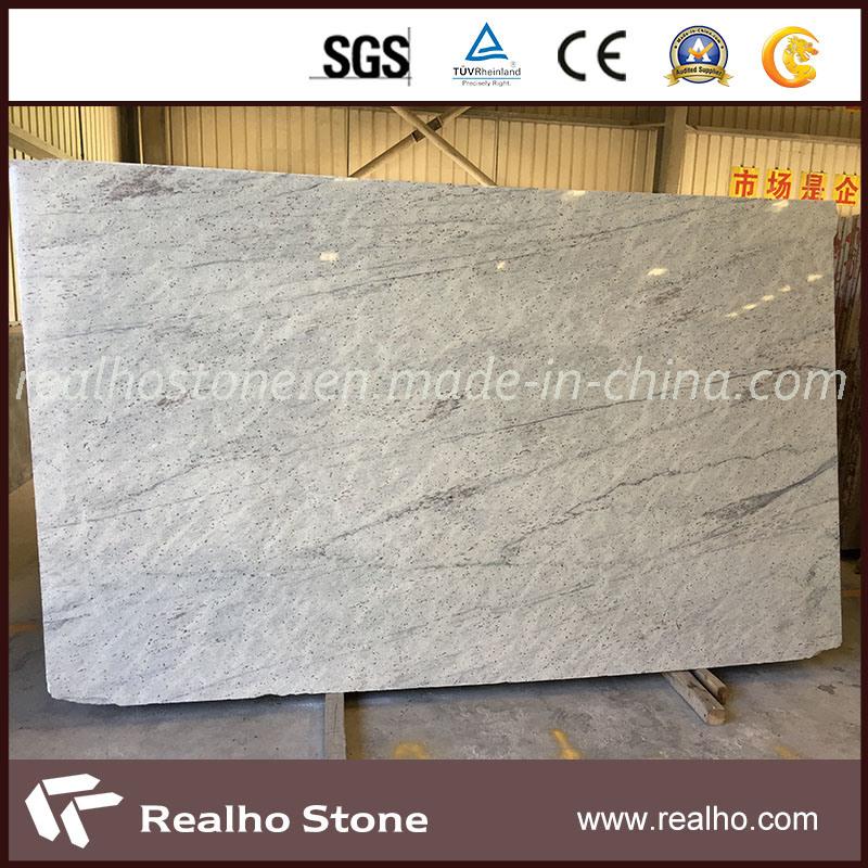 [Hot Item] Imported Brazil River White Granite for Countertop/TV Wall
