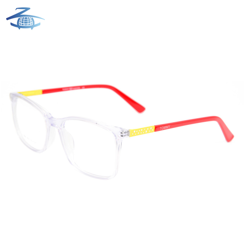 84d8c35e477e China High Quality Kids Candy Color Eyeglasses Cute Cheap Thin Acetate  Eyewear - China Eyeglasses