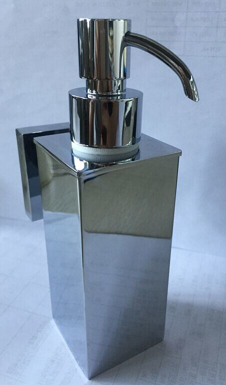 High Quality Brass Soap Dispenser