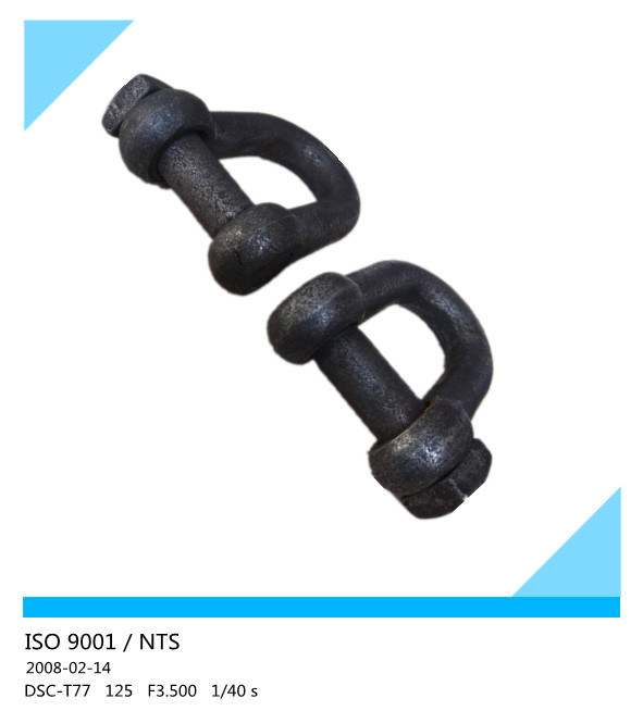 Rigging Hardware Square Head Trawling Shackle