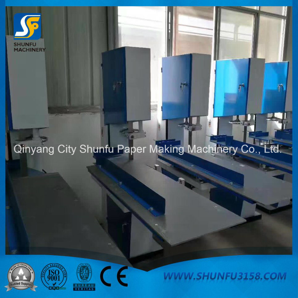 China Paper Process Machine Toilet Convert Paper Equipment for Small ...