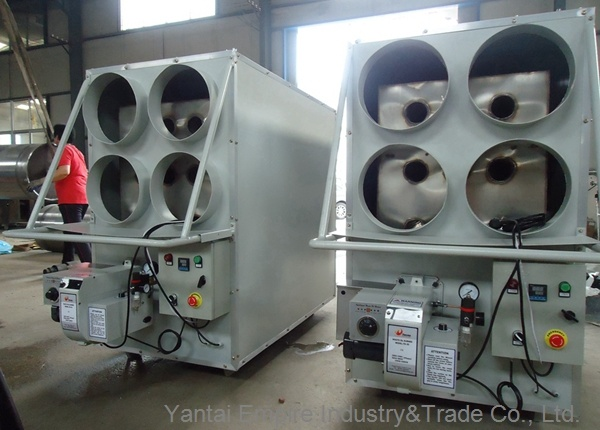 Large Area Space Air Fan Heater for Sale pictures & photos