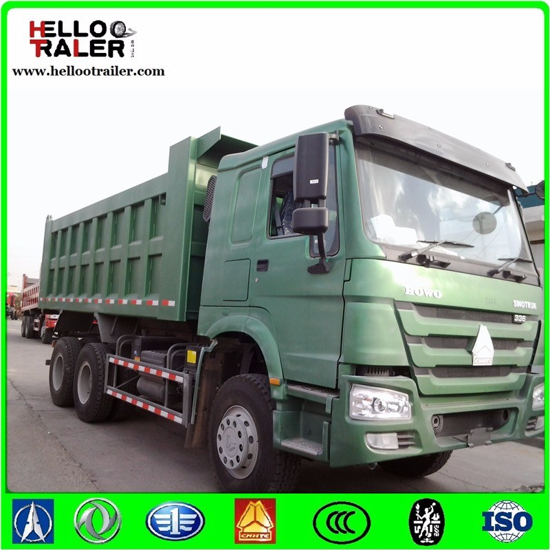 China Sinotruk HOWO 12 Cubic Meters Heavy Duty 371 Price