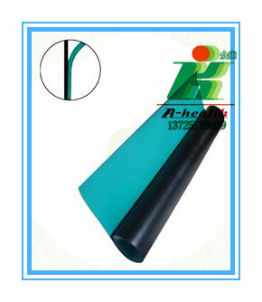 Anti-Static Table Rubber Mat for Assembling Working Line in Cleanroom