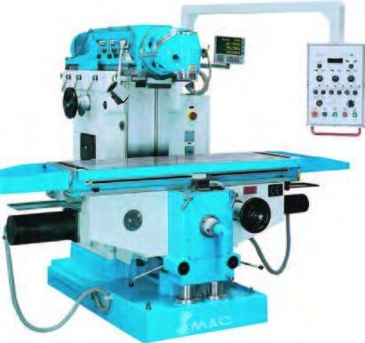 China RAM Type Universal Milling Machine with 360 Degree ...