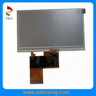 "4.3"" TFT LCD Display with High Luminance"