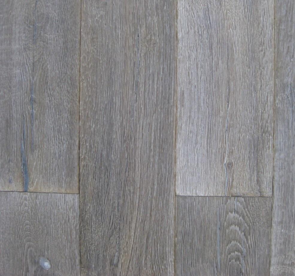 China Brushed Oak Engineered Wood Parquet Hardwood Flooring