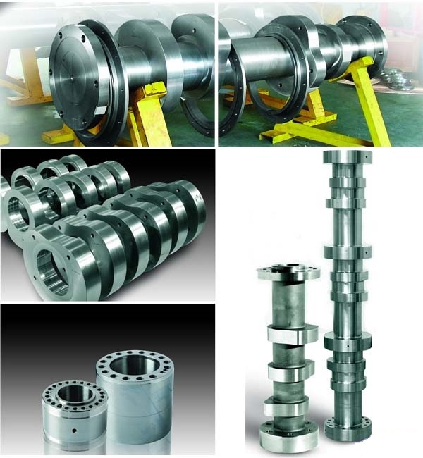 China Marine Diesel Engine Parts, Camshaft, Geniune Parts