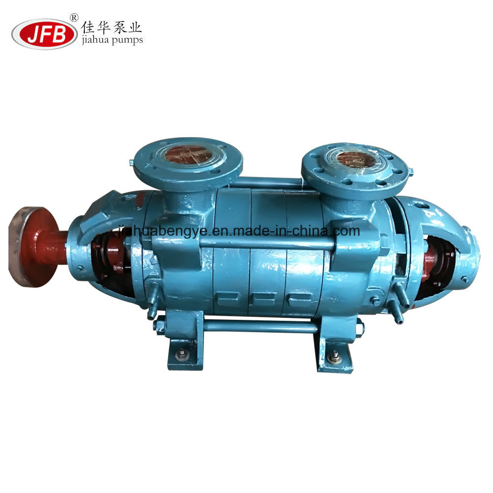 China Dg Type Horizontal Multistage Centrifugal Boiler Feed Pump for ...