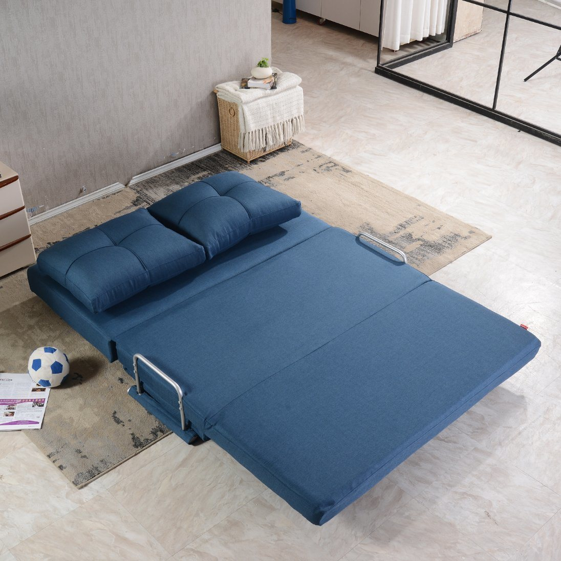 China Hot Three Fold Sofa Bed In