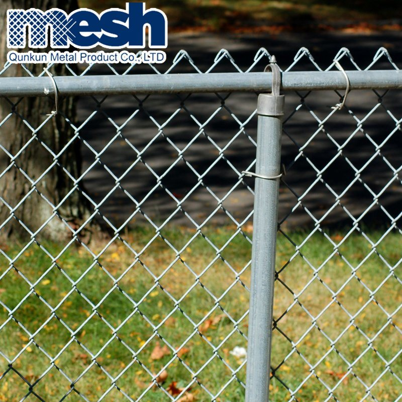High Quality And Price Chain Link Fence On China