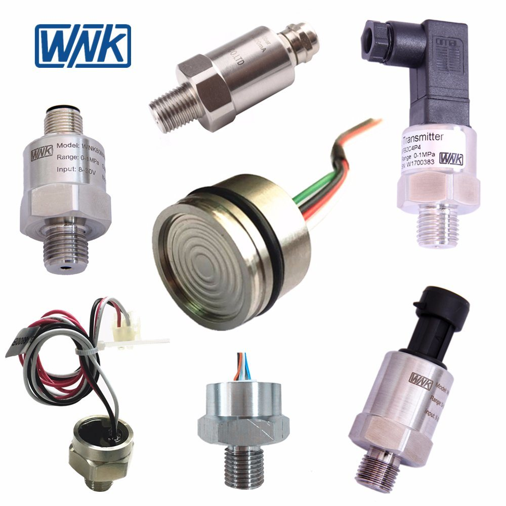 China Factory Various Spi I2c 05 45v 420ma Air Water Gas Programmable Pressure Transducer Circuit Sensor Customization Welcome Digital