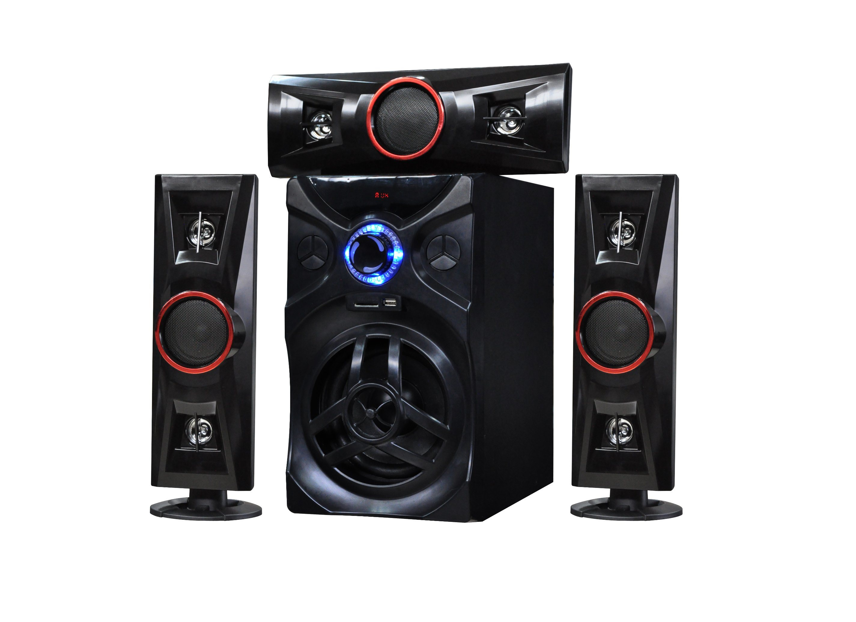 [Hot Item] Multimedia Active 9.9home Theater Speaker for Home Use