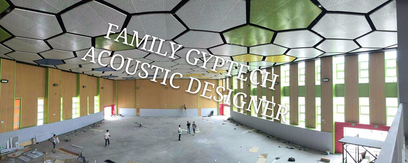 China Acoustic Baffles and Hanging Acoustic Panels, Sound Absorbing ...