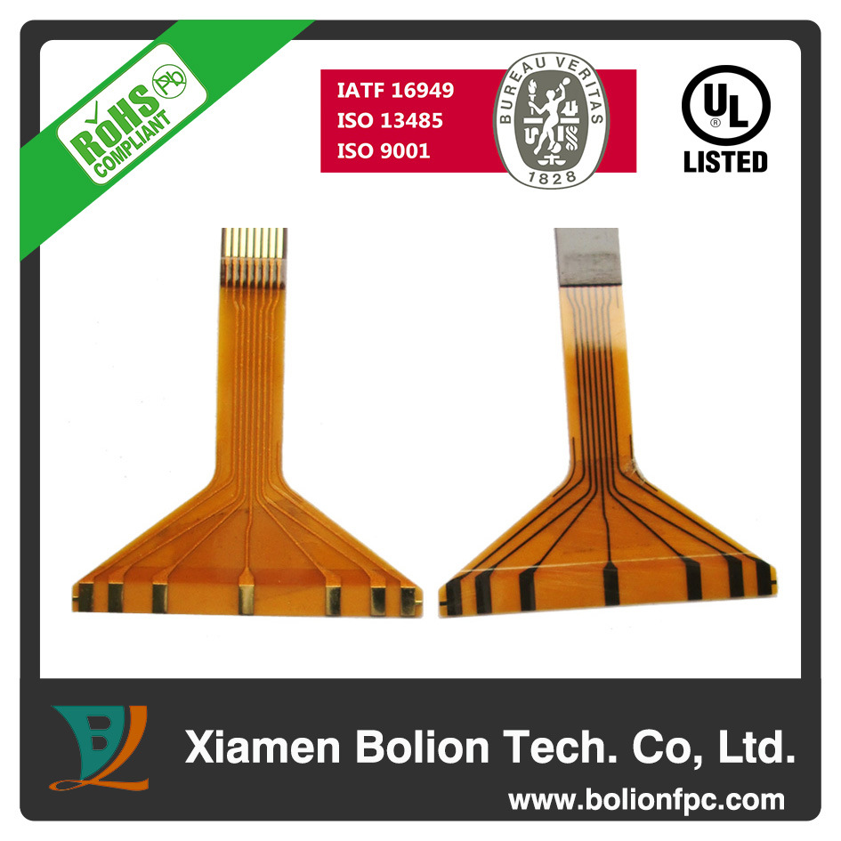 China Single Sided Flexible Printed Circuit Board Pcb Quality Boards For Sale Fpc
